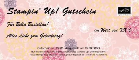 Gutschein Muster-001